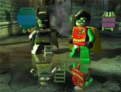 LEGO Batman screen 2