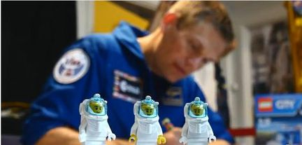 Lego ISS Espace