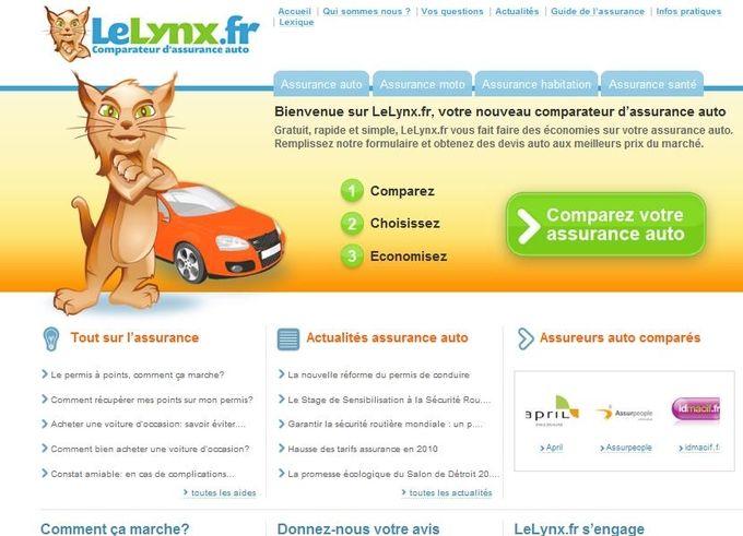 LeLynx comparateur prix assurance