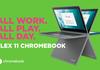Lenovo Flex 11 : le Chromebook 2 en 1 protégé contre les éclaboussures et les chutes
