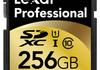 Carte SDXC : annonce d'un premier modèle 256 Go