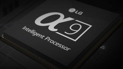 LG Alpha 9
