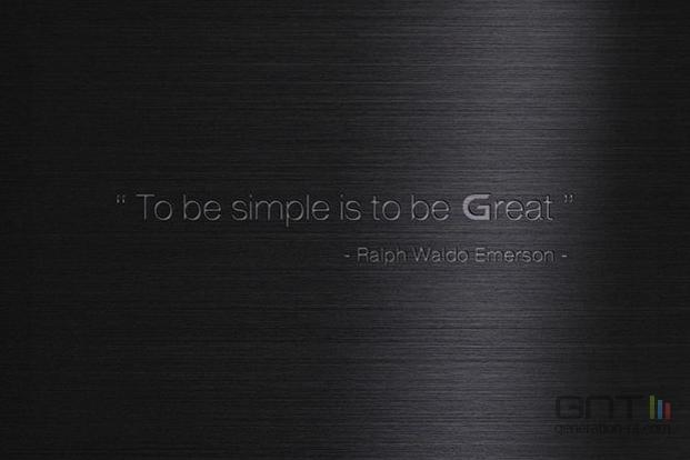 LG G3 invitation
