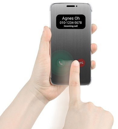 LG G5 Quick Cover