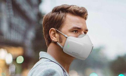 LG Masque purificateur air
