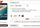 LG Nexus 5X Free Mobile