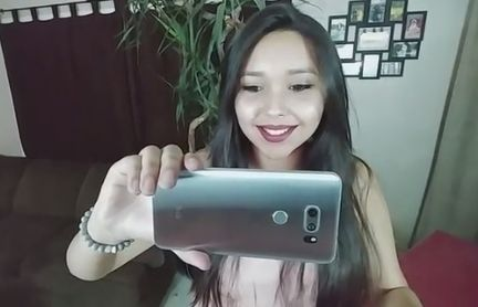 LG V30 fuite