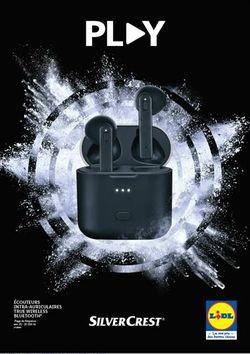 Lidl écouteurs Bluetooth 2