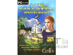 Life Simulation : Zones d'urgence cover front
