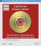 LightScribe Simple Labeler : créer des étiquettes et les imprimer sur ses CD