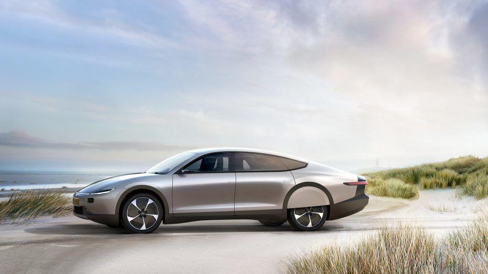 Lightyear One : la voiture électrique à panneaux solaires avec plus de 700 km d'autonomie