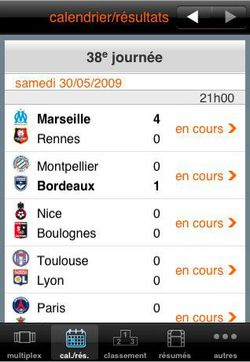 Ligue 1 Orange iPhone 02