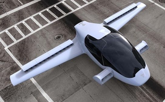 Allemagne: Une start-up va bientôt lancer le premier taxi volant électrique (vidéo)