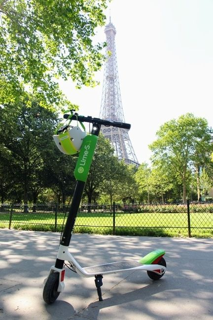 Lime Paris