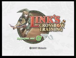 Link\'s Crossbow Training