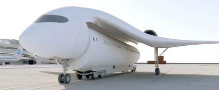 Link Fly avion train