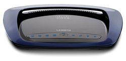 Linksys routeur Dual Band WRT610N