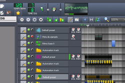 Linux MultiMedia Studio screen1