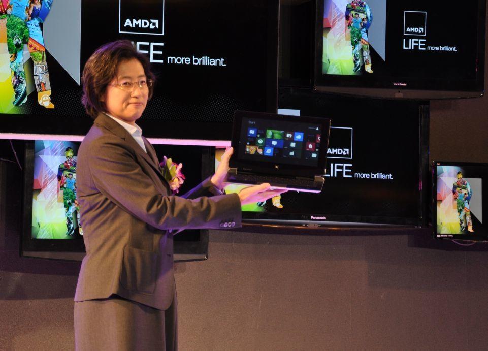 Lisa Su (AMD) devient la PDG la mieux payée au monde