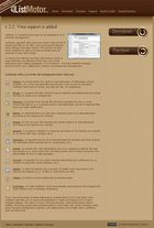 ListMotor : gérer proprement ses e-mails
