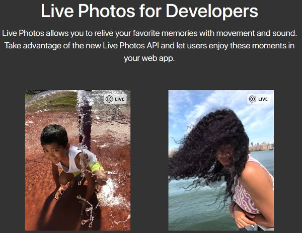 Live-Photos-for-developers