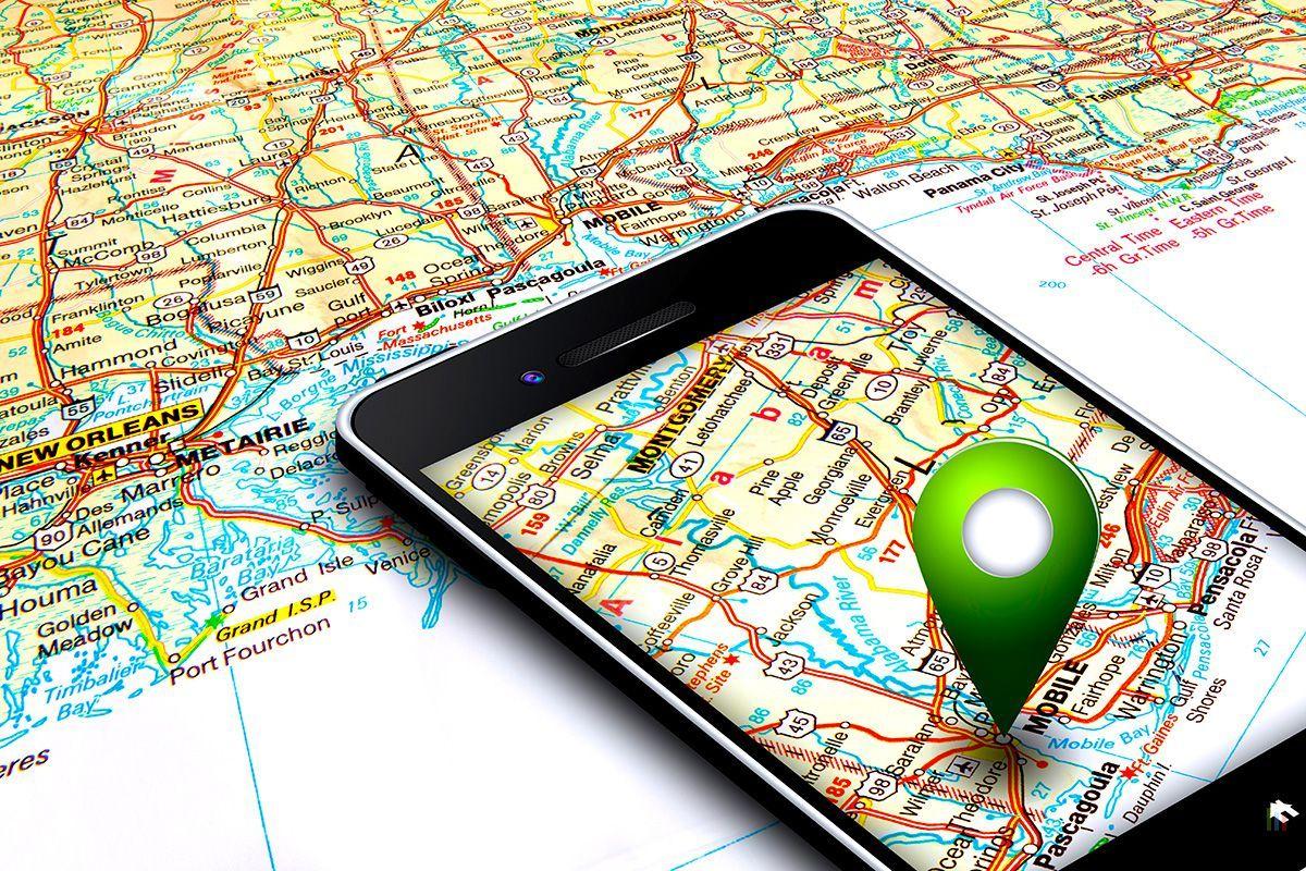 comment localiser un telephone avec gps