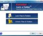 Lock A Folder: protéger ses fichiers avec un mot de passe