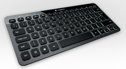 Logitech Bluetooth Illuminated Keyboard K81 1