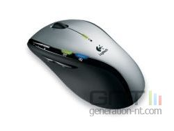 Logitech souris mx610 small