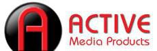 Logo Active Media Products