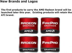 Logo AMD graphics