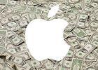 logo apple dollars