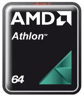 Logo athlon 64 apr