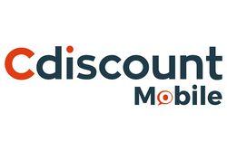 Forfait mobile : Cdiscount Mobile 40 Go à 4,99 €/mois au lieu de 15€ sans engagement