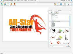 Logo Design Studio MAC screen 1