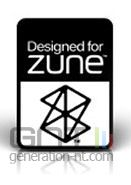 Logo designed for zune