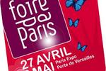 Logo Foire de Paris 2007