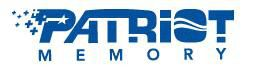 Logo Patriot Memory
