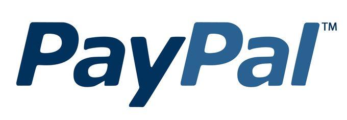 Logo PayPal.