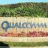 Logo Qualcomm headoffice