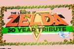 Logo Zelda 30 ans