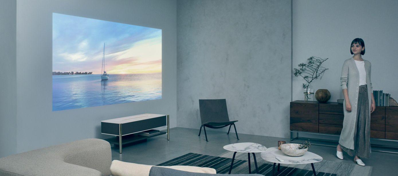 ces 2018 sony lance un vid oprojecteur 4k au prix d 39 une. Black Bedroom Furniture Sets. Home Design Ideas