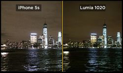 lumia-1020-iphone-5s-manhattan-night