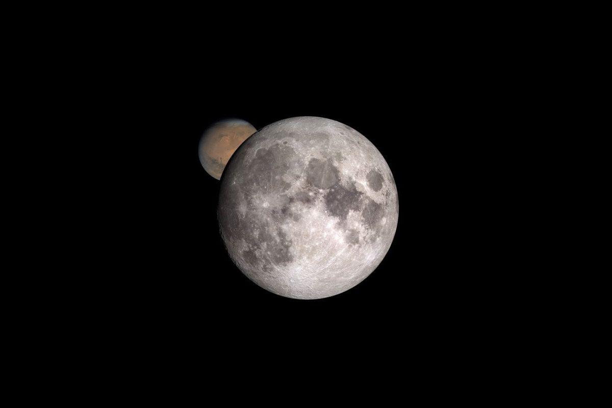 Donald Trump veut zapper la Lune et aller directement sur Mars