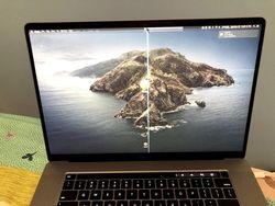 MacBook cassé