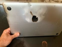 Macbook pro explosion 1