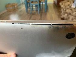 MacBook Pro explosion 2
