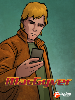 MacGyver - artwork