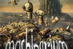 Machinarium - Logo