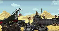 Mad Max Fury Road 8 bits